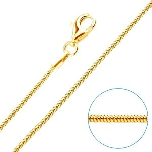♠️+18in Snake Chain Premium 14k Gold Plated